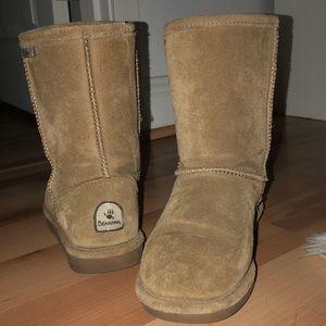Short Bearpaw Boots